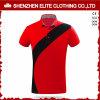 가장 새로운 디자인 형식 고품질 Mens 폴로 셔츠 빨강 (ELTPSI-14)
