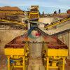 Gravità che trivella separando strumentazione per il lavaggio di Coltan