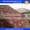 Haute résistance Galvalume Pierre feuille/sable recouvert de tuiles du toit
