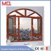 Het Openslaand raam van het aluminium met het Netwerk van het Roestvrij staal