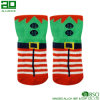 Hot Sale regalo de algodón de Navidad calcetines
