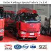 petróleo da gasolina da gasolina de Neopentane do pentano do euro 4 de 30cbm FAW que entrega o caminhão de petroleiro