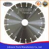 350mm de la hoja de sierra para curarse de corte de concreto