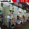 machine de presse de pouvoir de bâti fixe de bâti de 80ton C (JH21-80)