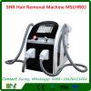 新しい来る2つのハンドルIPLの毛の取り外し機械またはShr IPL機械価格Mslhr02