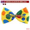 Jumbo Bow Tie Fancy Dress Acessory Clown Party Supply (BO-6006)