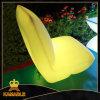 Van het LEIDENE van de tuin Veranderende Bank van de Kleur Meubilair van de Staaf RGB (H024)