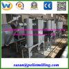 four continu de carbonisation de charbon de bois en bois d'interpréteur de commandes interactif de la noix de coco 1200-1500kg/H