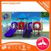 Скольжения пластичной напольной спортивной площадки детей большие для сбывания