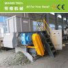 Sola máquina de la desfibradora del eje del terrón plástico inútil