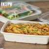 Хорошее качество бумаги микроволновая печь контейнер для продуктов питания