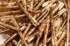 CNC Usinage de pièces de précision de l'arbre de cuivre