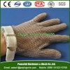 Edelstahl-Ineinander greifen-Handschuh für das Metzger-Kleid-Austeren-Aufbereiten