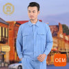 Workwear колеривщиков OEM форма Workwear хлопка лета голубого равномерная