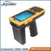 Programa de lectura de alta frecuencia RFID PDA sin hilos con el explorador Ht380A del código de barras 1d 2.o