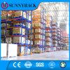 Sistema de armazenamento de paletes de armazenamento industrial de armazenamento seletivo