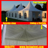 Nouveau design pagode de crête élevée tente en UK Angleterre Londres Bristol Liverpool Newcastle