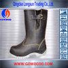 Caricamenti del sistema di sicurezza Shoes/Work del cuoio impresso di Caldo-Vendita