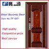 Stahlsicherheits-Tür (TF-027)