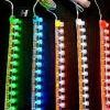 Wasserdichtes Streifen-Licht 12V des PVC-24 LED flexibles Auto-LED