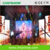 Chipshow P6 interior em cores de tela LED de aluguer