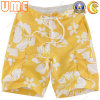 100%년 Polyester를 가진 싼 Men의 Printed Beach Shorts Fabric