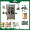 Máquina automática de etiquetado de la manga del encogimiento del PVC de la botella de consumición