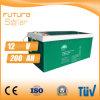 Tiefe Schleife-Solarbatterie des Futuresolar Speicher-Systems-12V 200ah
