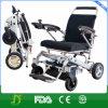 Neuer Leichtgewichtler, der 4 Rad-Laufwerk-elektrischen Rollstuhl faltet