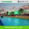 Publicidad al aire libre a todo color del panel de Chipshow P10 LED