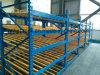 生産ライン研修会のためのカートンの流れラック