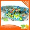 Campo de jogos interno macio material de PVC+Sponge para crianças