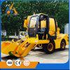 De ZelfVrachtwagen van uitstekende kwaliteit van de Concrete Mixer van de Lading