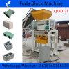 機械を作るQt40c-1小さい手動コンクリートブロック