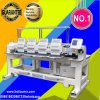 4 tête haute vitesse Machine à broder Dahao Ordinateur / Multi TÊTE Machine à broder multi fonction