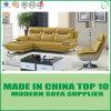 現代ソファーの革オフィスのソファーの家具