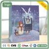 Бумажный мешок, мешок снеговика пингвина рождества бумажный, мешок подарка бумажный