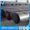 Longitudinalmente/ha saldato a spirale caldo tubi/dei tubi tuffato galvanizzato/ha ricoperto/verniciato in acciaio inossidabile e in A36/Ss400/Q235