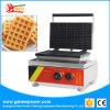 Comercial de venda quente 10 Peças waffle máquina de fazer waffle cafeteira eléctrica