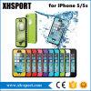 iPhone 5/5s를 위한 다채로운 방어적인 방수 이동 전화 상자