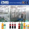 3 dans 1 machine de remplissage de boisson non alcoolique pour la chaîne de production de boisson