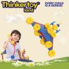 Bloco de apartamentos Toys da instrução para 3-6 Children