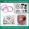 O-ring van de Verbindingen van het Silicone van de fabriek de In het groot Rubber