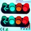 Sinal de piscamento verde vermelho & ambarino do projeto En12368 novo aprovado & do diodo emissor de luz para a segurança da estrada