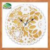 Reloj de pared de acrílico de bambú para la decoración del hogar