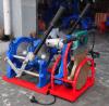 Saldatrice della macchina di fusione di estremità del saldatore di estremità dell'HDPE per il tubo