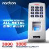 Serrure de porte biométrique porte de sécurité du système de contrôle d'accès