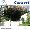 Parkings de feuille de polycarbonate en aluminium pour le port de voiture (B-800)