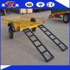 전송 로더 및 굴착기를 위한 사다리 트레일러