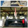 4 axes défonceuse à pierre à commande numérique de grande taille pour la construction de la sculpture de décoration de la machine